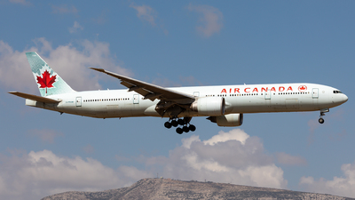 A picture of CFRAM - Boeing 777333(ER) - Air Canada - © Sebastian Sowa