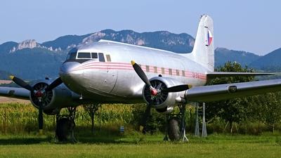 OK-BYQ - Lisunov Li-2T - Czechoslovakia - Government Flying Service