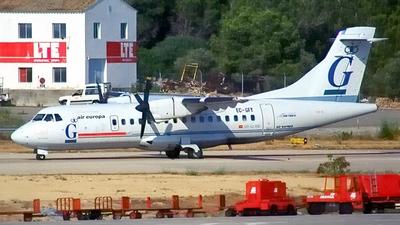 EC-GFY - ATR 42-320 - Air Europa