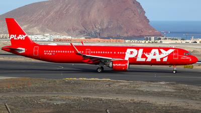 TF-PLB - Airbus A321-251N - PLAY