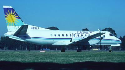 N69LP - Saab 340A - Private