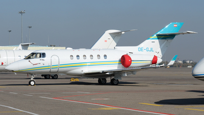 OE-GJL - Hawker Beechcraft 900XP - Global Jet