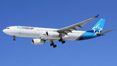 A picture of CGTSO - Airbus A330342 - Air Transat - © Scott Pindera