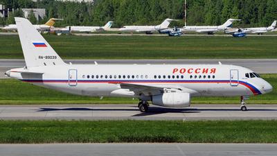 RA-89039 - Sukhoi Superjet 100-95B - Rossiya - Special Flight Squadron