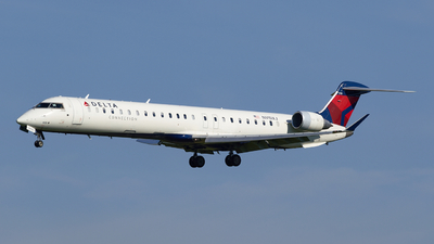 N919XJ - Bombardier CRJ-900LR - Delta Connection (Endeavor Air)