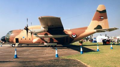 347 - Lockheed C-130H Hercules - Jordan - Air Force