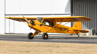 N28PQ - American Legend Aircraft, Inc. AL3  - Private
