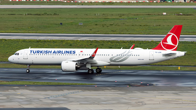 A picture of TCLSA - Airbus A321271NX - Turkish Airlines - © Sebastian Thiel