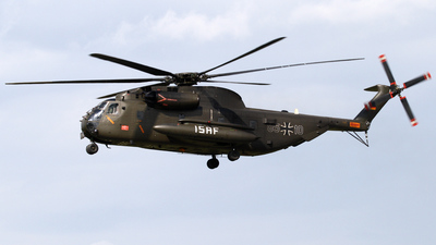 85-10 - Sikorsky CH-53GS - Germany - Army