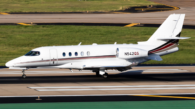 N542QS - Cessna Citation Latitude - NetJets Aviation