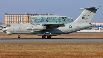 R11-003 - Ilyushin IL-78M Midas - Pakistan - Air Force
