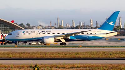 B-2761 - Boeing 787-8 Dreamliner - Xiamen Airlines