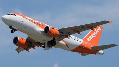 A picture of OELQN - Airbus A319111 - easyJet - © Raoul Andries