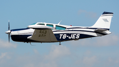 A picture of TGJES - Beech F33A Bonanza - [CE1502] - © OSCAR GUILLEN