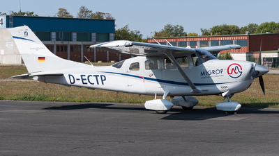 D-ECTP - Cessna T206H Turbo Stationair - Private