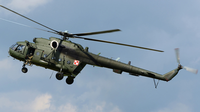 603 - Mil Mi-17 Hip - Poland - Air Force