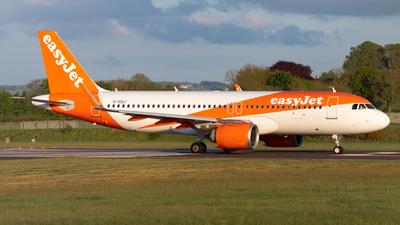 A picture of GUZLI - Airbus A320251N - easyJet - © Luke Wilson 729