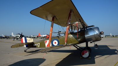 C-FSOP - Sopwith 1 1/2 Strutter - Private