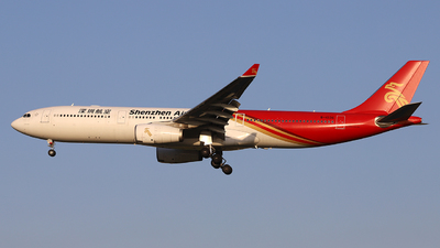 B-1036 - Airbus A330-343 - Shenzhen Airlines
