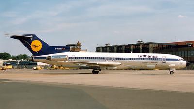 D-ABHI - Boeing 727-230(Adv) - Lufthansa