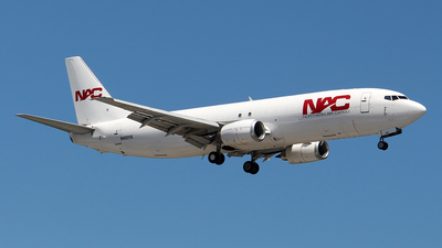 N401YK - Boeing 737-436(SF) - Northern Air Cargo (NAC)