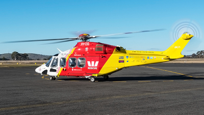 VH-ZXD - Agusta-Westland AW-139 - Westpac Life Saver Rescue Helicopter Service