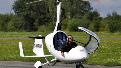 D-MPYR - AutoGyro Europe Calidus - Private