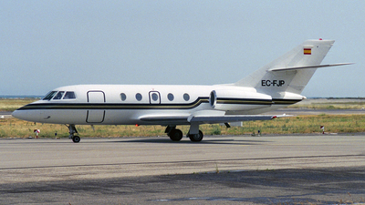 EC-FJP - Dassault Falcon 20C-5 - Gestair Private Jets