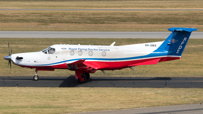VH-OWX - Pilatus PC-12/47E - Royal Flying Doctor Service of Australia (Western Operations)