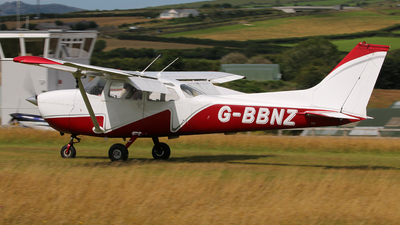 A picture of GBBNZ - Cessna F172M Skyhawk - [1054] - © Brian T Richards