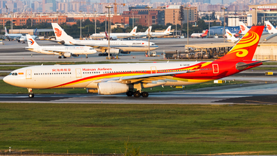 A picture of B303Z - Airbus A330343 - Hainan Airlines - © zzy020213