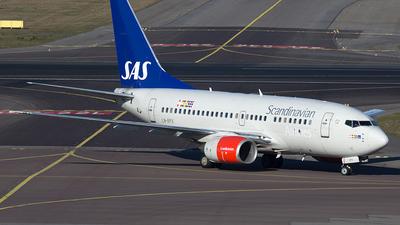 LN-RPX - Boeing 737-683 - SAS Norge