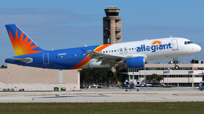N260NV - Airbus A320-214 - Allegiant Air