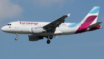 D-ABGJ - Airbus A319-112 - Eurowings (Germanwings)