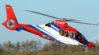 A picture of DHNHF - Airbus Helicopters H155 - Northern Helicopter - © Nils Berwing