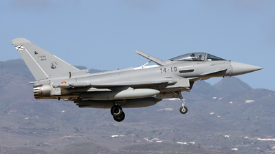 C.16-60 - Eurofighter Typhoon EF2000 - Spain - Air Force