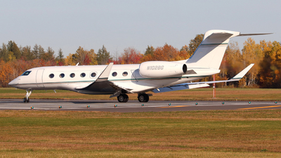 N102BG - Gulfstream G650 - Private