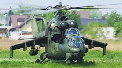 270 - Mil Mi-24D Hind D - Poland - Army