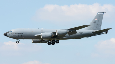 62-3547 - Boeing KC-135R Stratotanker - United States - US Air Force (USAF)