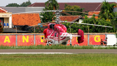 PK-KII - Kamov Ka-32 - BNPB - Indonesian National Board for Disaster Management