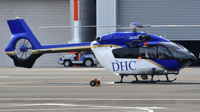 JA131D - Airbus Helicopters H145 - DHC Helicopter Division