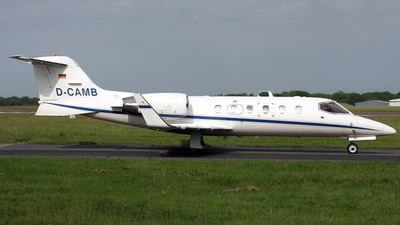 D-CAMB - Bombardier Learjet 31A - Jetcall