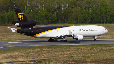 A picture of N276UP - McDonnell Douglas MD11F - UPS - © Yannick Schreiber