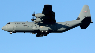 18-5911 - Lockheed Martin C-130J-30 Hercules - United States - US Air Force (USAF)