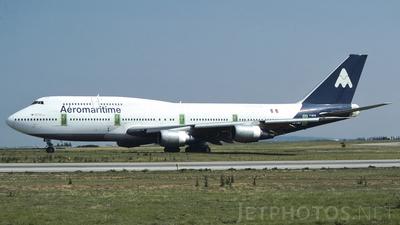 F-GETB - Boeing 747-3B3(M) - Aeromaritime