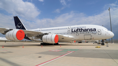 A picture of DAIMD - Airbus A380841 - Lufthansa - © Alexander Mohl