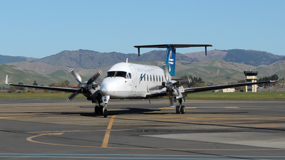 ZK-EAD - Beech 1900D - Air New Zealand Link (Eagle Airways)