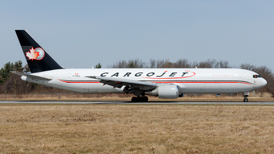 A picture of CGCIJ - Boeing 767306(ER)(BDSF) - Cargojet Airways - © Wayne Wilson