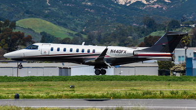 A picture of N440FX - Learjet 45 - [45346] - © Nathaniel Schott