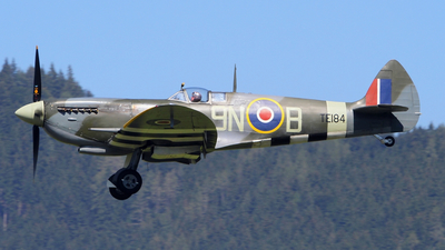 G-MXVI - Supermarine Spitfire Mk.XVI - Private